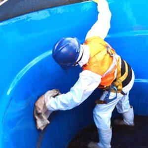 Limpeza de caixa d'água em BH no bairro Alto dos Caiçaras