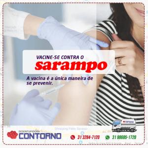 Vacina contra Sarampo é urgente no Brasil