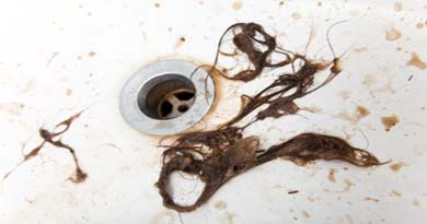 Desentupimento de ralos de banheiro